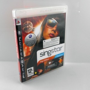 SINGSTAR: POP EDITION PS3