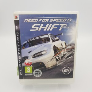 Need for speed NFS SHIFT -...