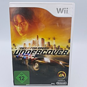 Need for Speed: Undercover Wii