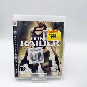 Gra PS3 Tomb Raider Underworld