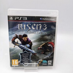 Gra PS3 Risen 3 Titan Lords