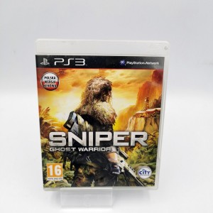 Gra PS3 Sniper Ghost...