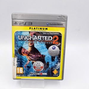 Gra PS3 Uncharted 2 PL