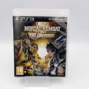 Gra PS3 Mortal Kombat vs DC...