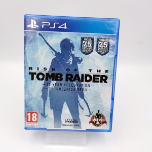Gra PS4 Rise of The Tomb...