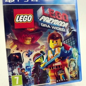 Gra PS4 The LEGO Movie...