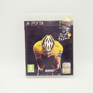 Gra na PS3 Le de Tour France
