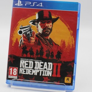 GRA NA PS4 RED DEAD...