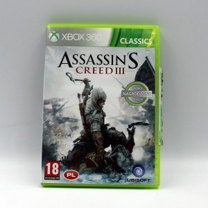 Gra na Xbox 360 Assassins...
