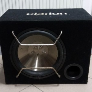 Subwoofer Clarion 700W