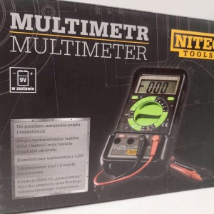 Multrimetr Niteo Tools