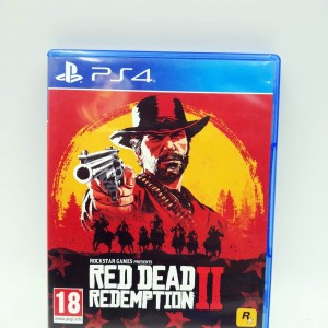 Gra Red Dead Redemption II Ps4