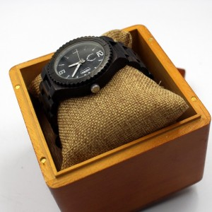 ZEGAREK WOOD WATCH 1704...