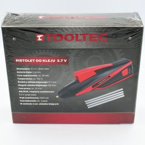 PISTOLET DO KLEJU TOOLTEC 3,7V